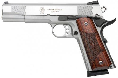 """Smith & Wesson SW1911 E-SERIES 8+1 .45 ACP 5"""""""