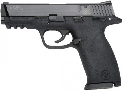 "Smith & Wesson M&P22 12+1 .22 LR 4.1"""