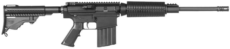 DPMS Panther Oracle 20+1 7.62 NATO/.308 WIN 16""