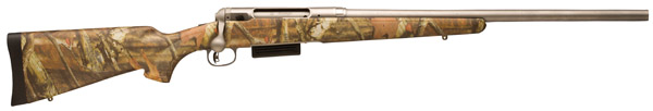 "Savage 19641 Specialty Bolt 20 GA 22"" 3"" MOBUI Syn Stock Stainl"