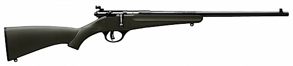 Savage RASCAL .22 LR Youth GREEN Bolt Action