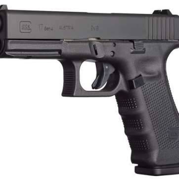 GLOCK PG1750203MOS G17 G4 9mm 17R FS