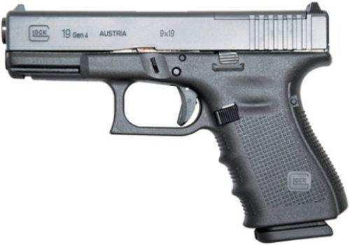 GLOCK PG1950203MOS G19 G4 9mm 15R FS