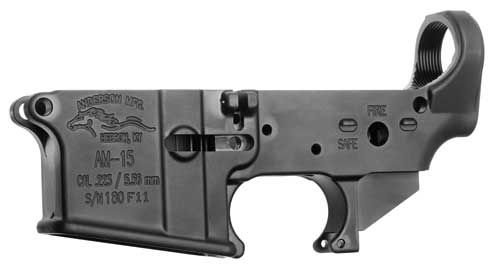 Anderson AR15-A3-LWFOR-UM AR15-A3 Stripped Lower Receiver
