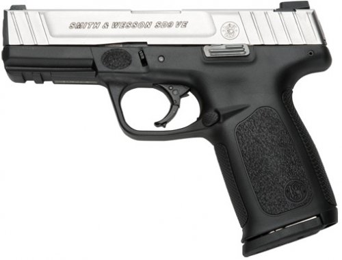 "Smith & Wesson SD9VE 9mm 4"" 16+1"