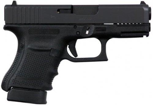 "Glock G30 G4 10+1 .45 ACP 3.77"""