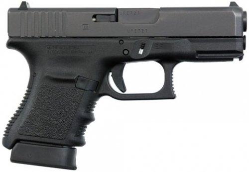 "Glock G30S G3 10+1 .45 ACP 3.77"""