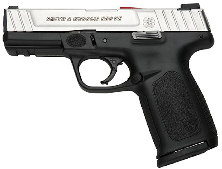 "Smith & Wesson SD9VE 10+1 9MM 4"" CALIFORNIA APPROVED"