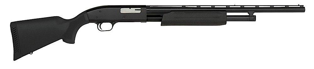 "Maverick Arms 88 Youth Pump 20 GA 22"" 2.75"" 2/Cap Syn Black Fin"