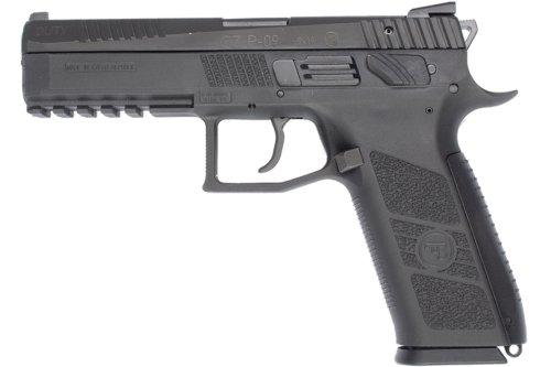 """CZ-USA P-09 19+1 9mm 4.53"""""""