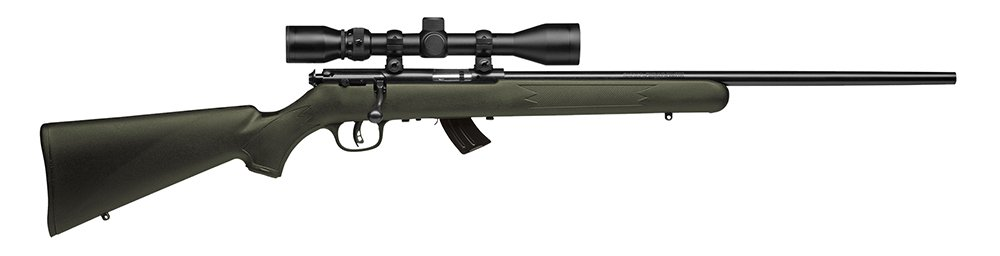 Savage MKII XP .22 LR W/SCOPE