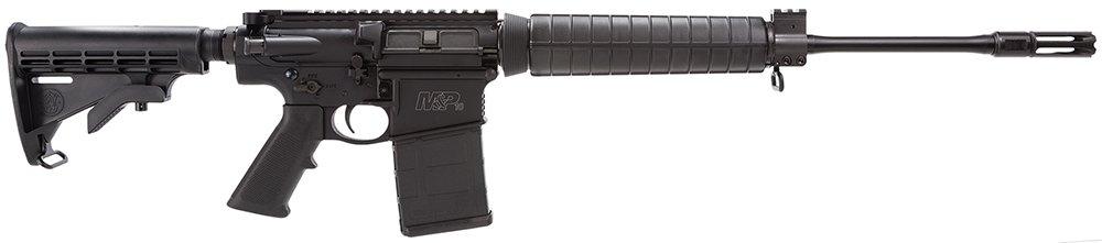 "Smith & Wesson M&P10 MID-LENGTH 20+1 7.62 NATO/.308 WIN 18"""
