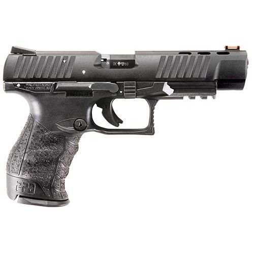 "Walther Arms PPQ M2 .22 LR 5"" 12+1 BLACK POLYMER"