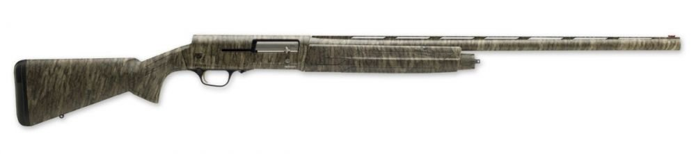"Browning 0118252005 A5 Bottomlands 4+1 3.5"" 12 GA 26"""