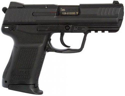 Heckler & Koch INC 745031LE-A5 HK45 COMPACT LE 8+1 .45 ACP 3.94