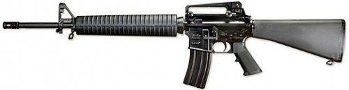 Windham Weaponry R20GVTA4S-7 Govt Rifle SA 223 Rem/5.56 NATO