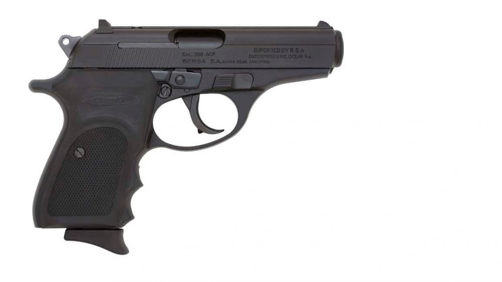 BERSA FS380M *CA* 380 FRSTRM 7R Black