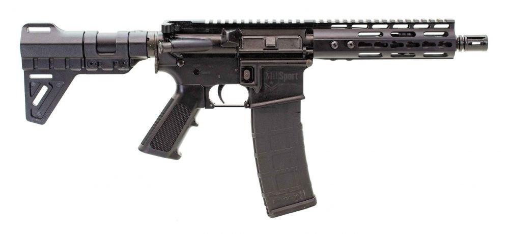 ATI Omni Hybrid AR-15 Pistol AR Pistol Semi-Automatic .223 Remi