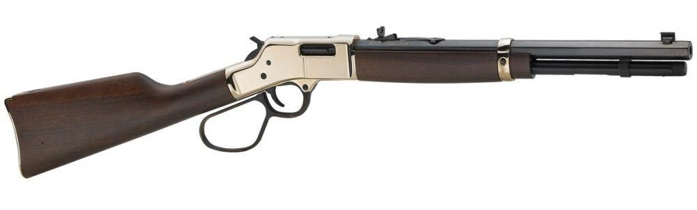 "Henry Big Boy Lever .44 Remington Magnum 16.5"" 7+1 American Wal"