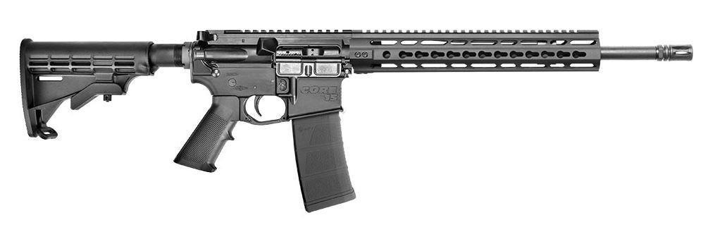 """Core 15 11881 M4 Scout Keymod 5.56 NATO 16"""" FH 30+1 6Pos Stock"""