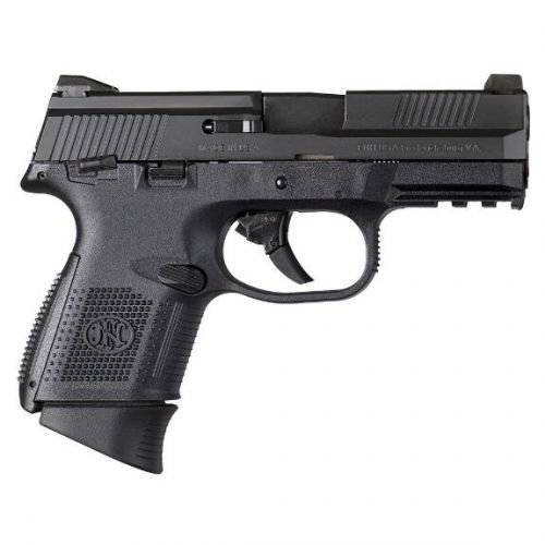 FN HERSTAL FNS9C 9mm No Manual Safety Compact 17/12RD Black